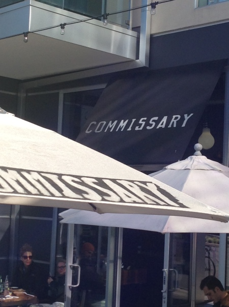 Commissary Cafe