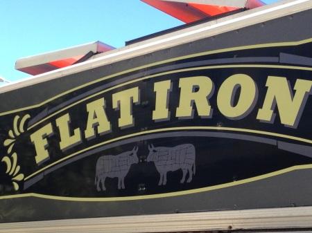 Flat Iron Food Truck