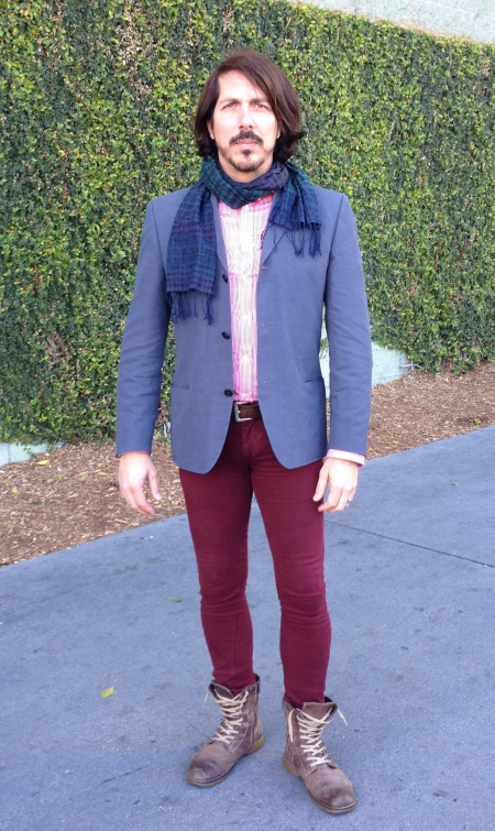Grey Jacket 2