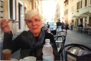 Mom in Rome