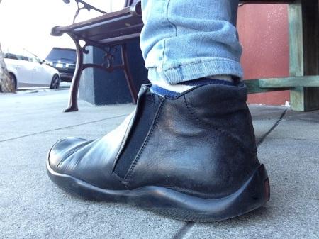 Prada boots 3