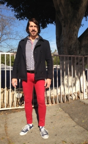 Red Pants, Blue Sky 1