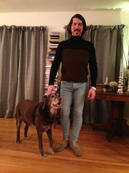 Turtleneck and Hershey 3