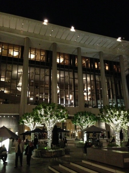 The Dorothy Chandler