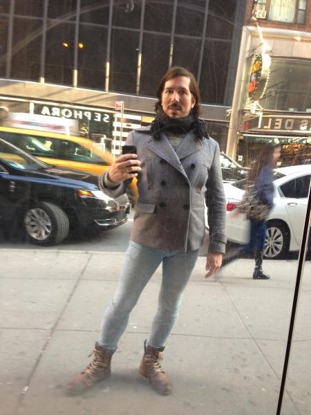 Me in NY