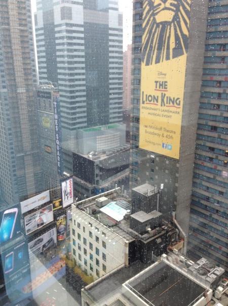 Rainy NY