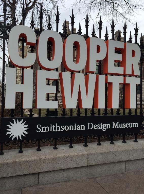 The Cooper Hewitt
