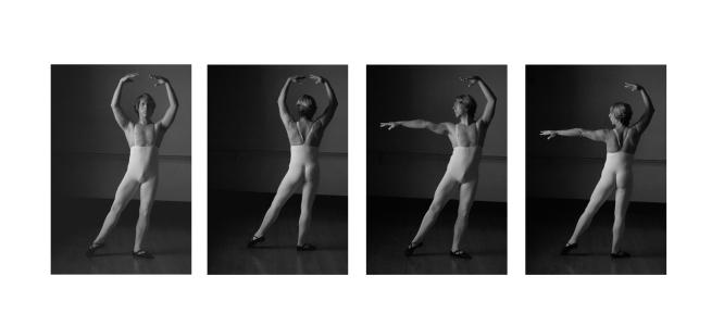 Ballet variation