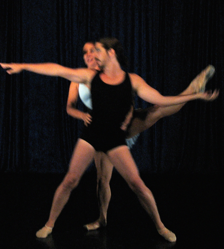 Dancing in the Dark -with partner-